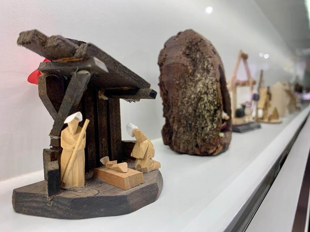 Nacimientos miniatura del museo del nacimiento