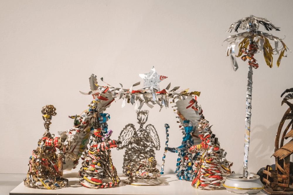 la creatividad en el museo del nacimiento